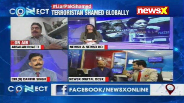 NewsX Connect: Should Pak apologise for using fake picture at UNGA?