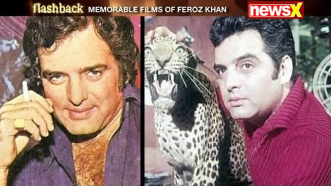 Flashback: Watch the memorable journey of India's Clint Eastwood Feroz Khan