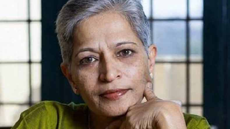 US condemns murder of journalist Gauri Lankesh