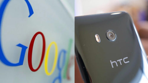 Google acquires HTC's Pixel team for $1.1bn