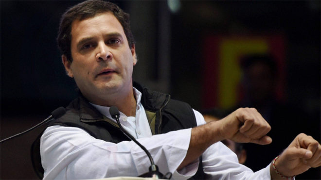 India has to compete with China, not doing that well Rahul