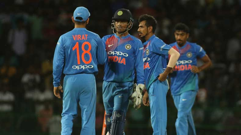 BCCI release schedule for limited-overs clashes against Australia and New Zealand