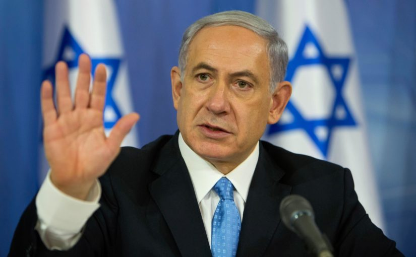 Netanyahu Tells Red Cross Chief: Hamas Holding Helpless Israelis in Gaza