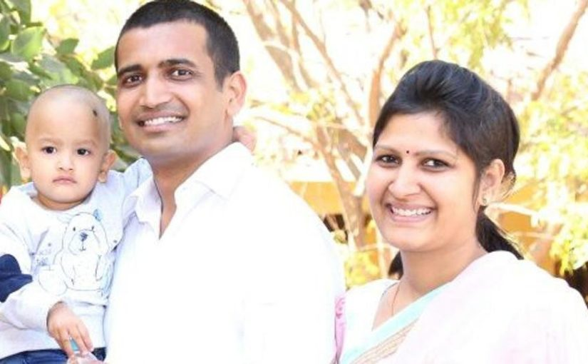 Jain couple to give up Rs 100 cr business and 3-year-old daughter to attain monkhood