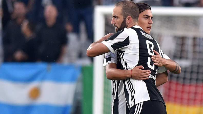 Dybala lifts Juventus in Serie A ahead of Barca trip