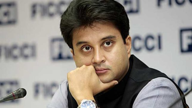 Jyotiraditya Scindia storms out of BCCI Finance Committee meeting midway