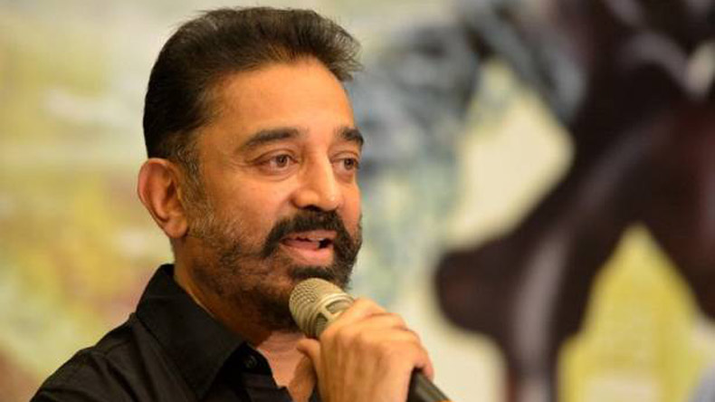 Is Kamal Haasan ready to enter politics?