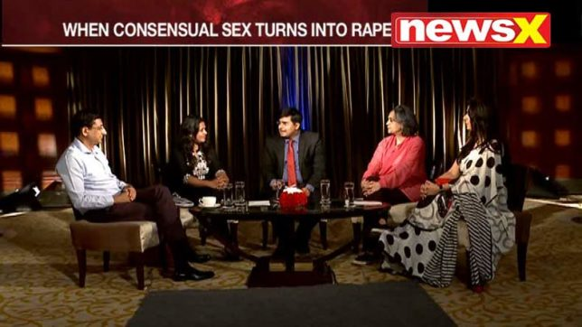 Legally Speaking: When consensual sex turns into rape