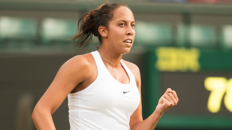 US Open: Madison Keys enters women's final
