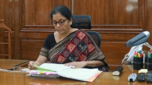 Defence Minister Nirmala Sitharaman visits Army's Western Command HQ