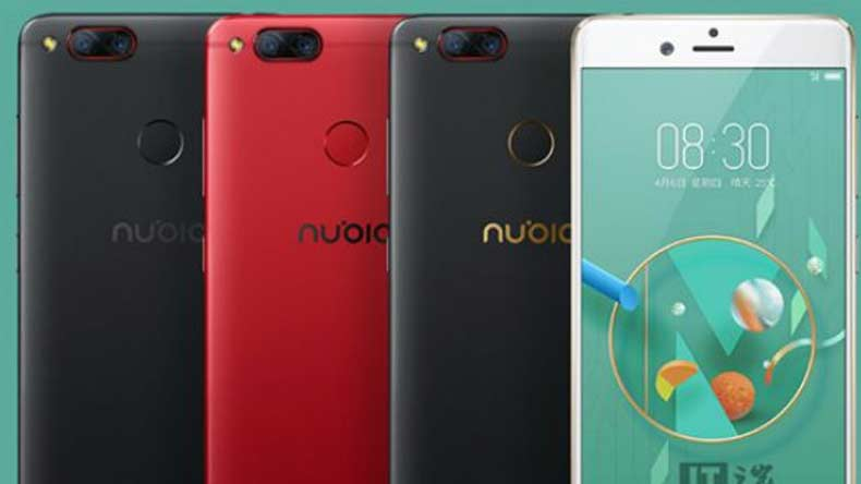 Limited edition Nubia 'Z17Mini' with 6GB RAM launched
