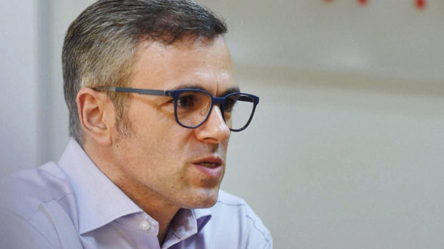 Omar Abdullah welcomes Rajnath Singh's assurances on Article 35A