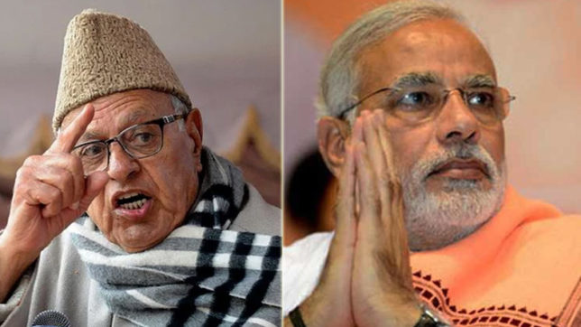 Farooq Abdullah sides with separatists on terror funding case, questions Centre and NIA