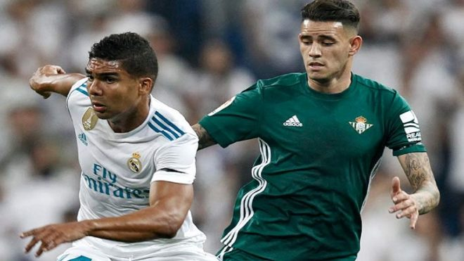 Antonio Sanabria's last minute magic helps Betis edge Real at Santiago Bernabeu