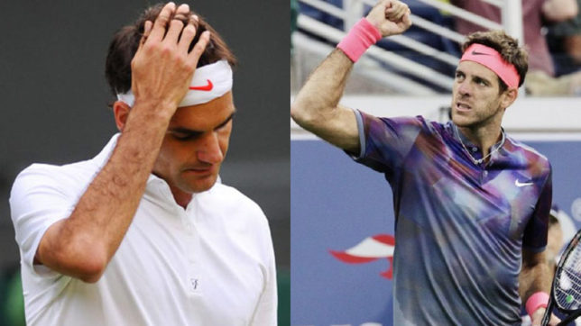 US Open: Juan del Potro ousts Roger Federer, will face Rafael Nadal in semis