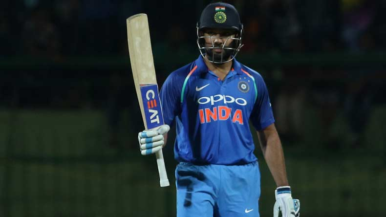 Cricketers shouldn't complain about tight schedule, says Rohit Sharma