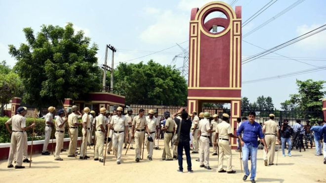 Ryan School murder: Parents queue up to collect TC of their wards citing safety and security reasons