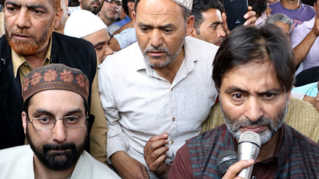 Kashmiri separatist leaders to court arrest after NIA raids 11 places in Valley