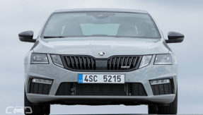 Skoda Octavia RS launched at Rs 24.62 lakh