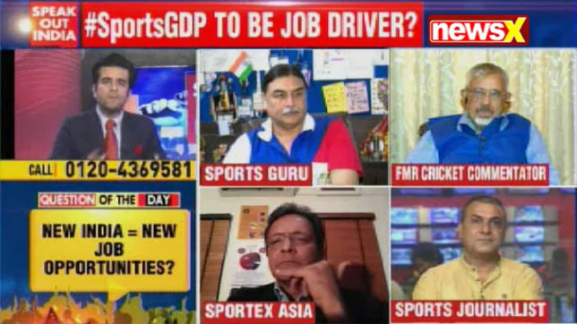 Speak Out India: Can sports industry be a GDP driver?