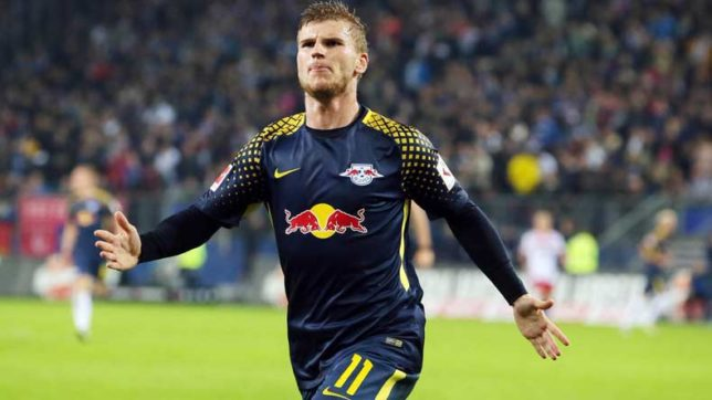 Leipzig star striker Timo Werner wants to play for top European clubs