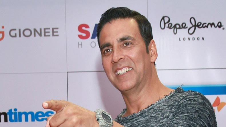 Son Aarav is Akshay Kumar's 'favouritest' human being
