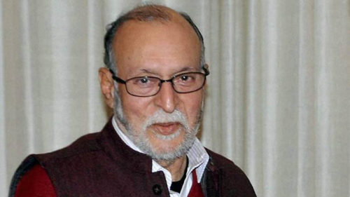 Lt Governor Anil Baijal gives nod to Mohalla Clinics in Delhi