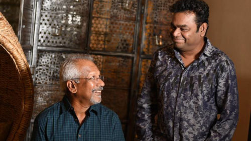 AR Rahman to work with Mani Ratnam for the 14th time!