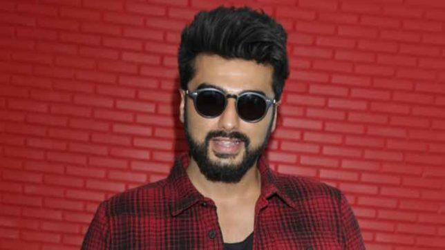 There'll be nervousness of working back with Parineeti Chopra: Arjun Kapoor