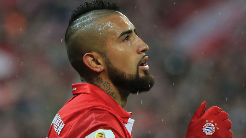 Chile's Arturo Vidal plans to retire after World Cup 2018