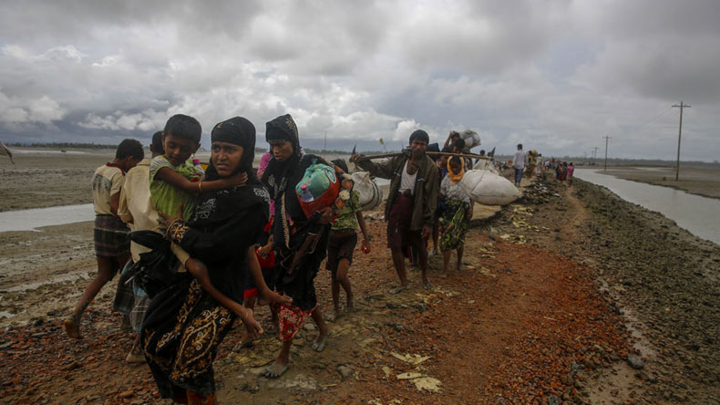 Rohingya refugees in Bangladesh may double: UN