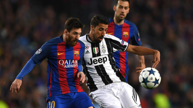 Preview: Juventus line up Camp Nou test for Barcelona in the Champions League opener