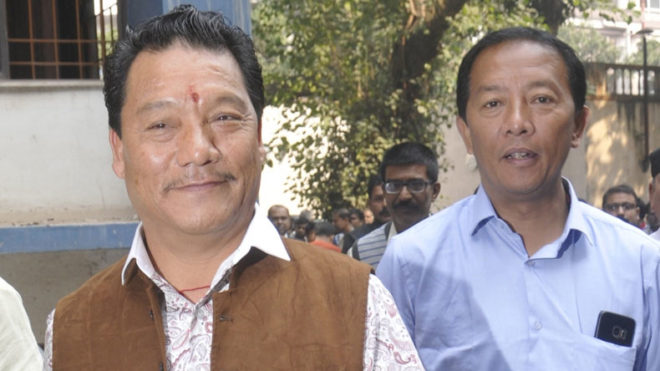 GJM calls off Darjeeling strike after Home Minister Rajnath Singh's appeal