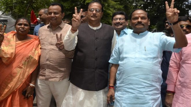 Jharkhand: Survey puts BJP ahead of others by far