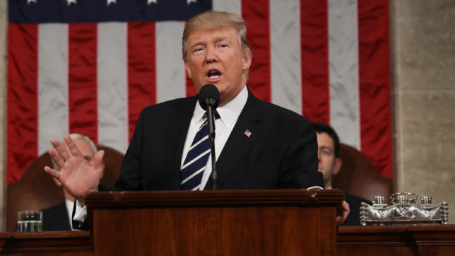 President Trump praises Africa's potential, says friends go there to become rich