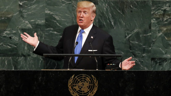 Donald Trump signs new order to ramp up sanctions on North Korea