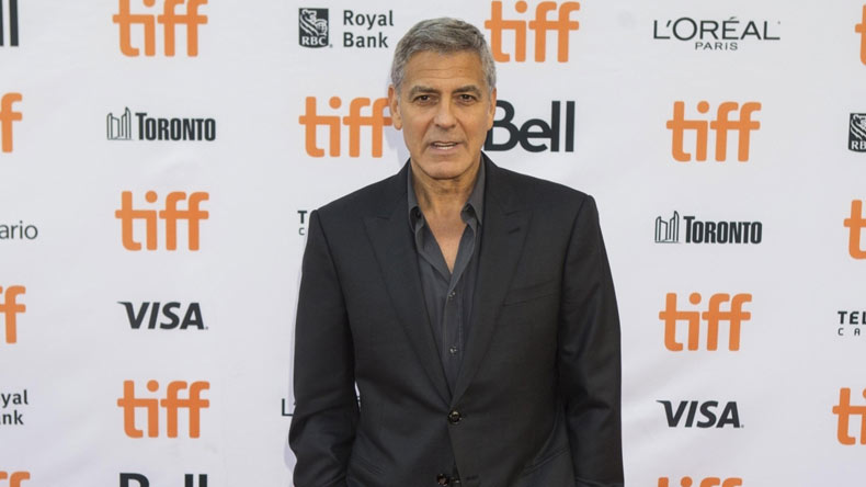 According to George Clooney, her twins have taken the English accent - Gala
