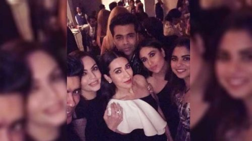 A sneak-peek into star-studded grand Ambani party