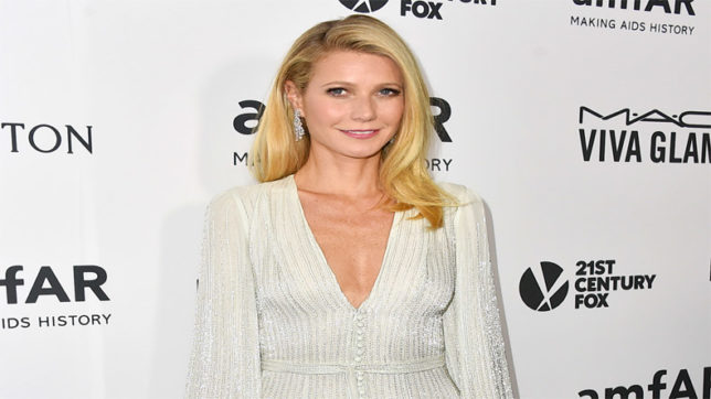 Gwyneth Paltrow's 'out of body experience' at Oscars