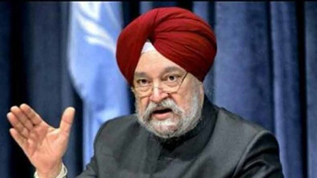 Challenges daunting, but I'll give my best: Hardeep Singh Puri