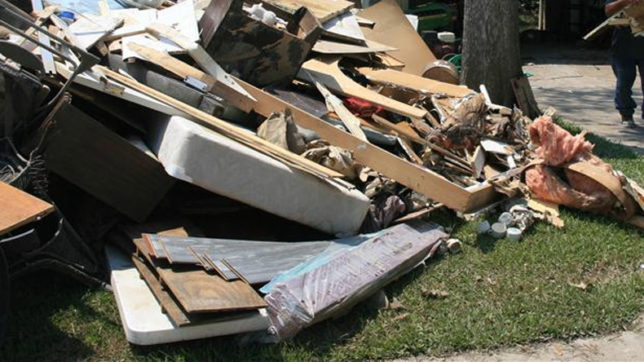 Death toll of Hurricane Harvey over 60