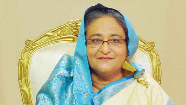 PM Sheikh Hasina visits Rohingya camps in Bangladesh as influx continues