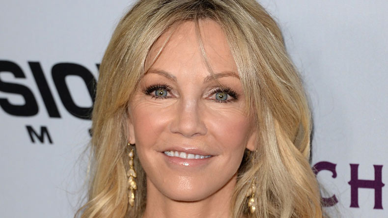 Heather Locklear hospitalised after car crash