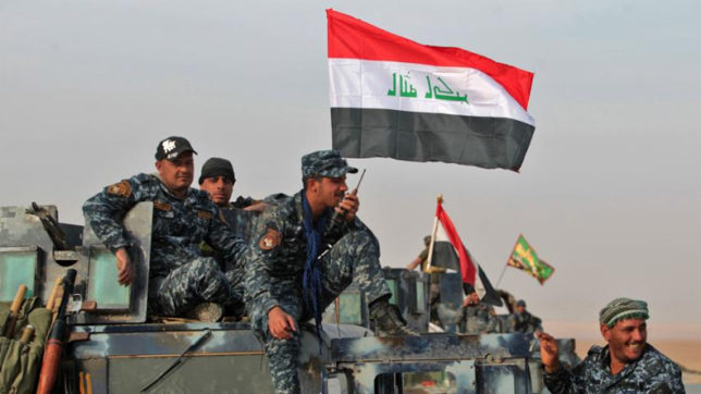 Iraq launches anti-IS operation near Syria border