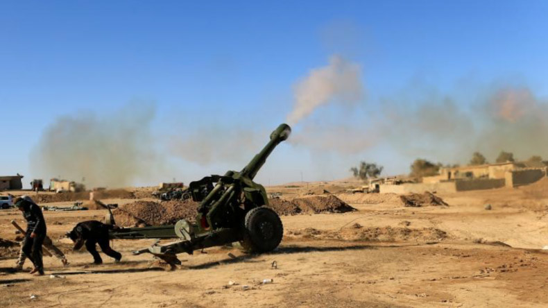 Over 2,000 IS militants killed in Iraq's Tal Afar