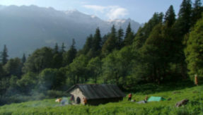 Tiny Himachal hamlet is a perfect getaway from city life
