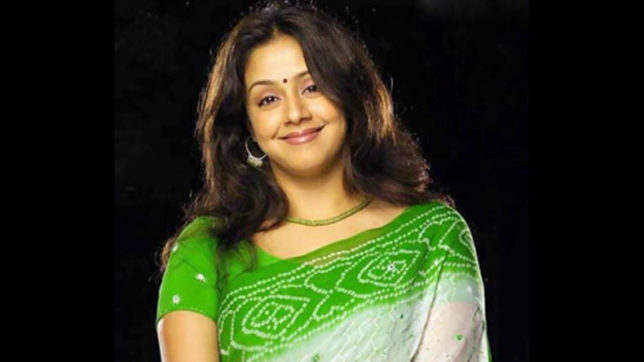 Challenge to make female-centric films and earn profits: Actress Jyothika