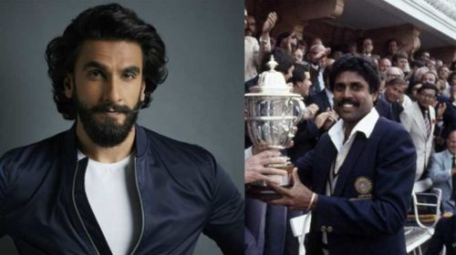 Confirmed! Ranveer Singh to be seen as Kapil Dev in Kabir Khan's '1983'