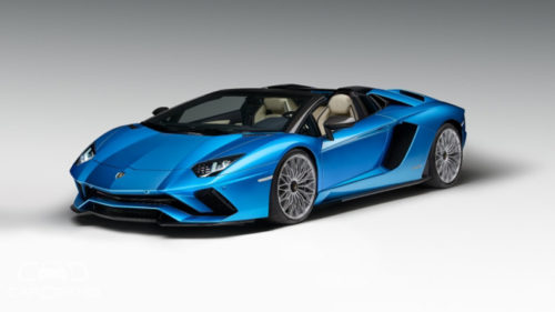 Lamborghini Aventador S Roadster launched at Rs 5.79 crore