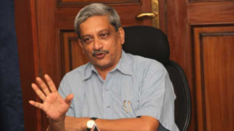Goa to ban drinking in public places says, Manohar Parrikar